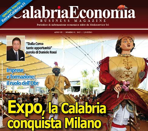 Magazines Calabria Economia