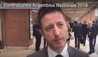 Video interviste – Confindustria, Assemblea Nazionale 2018